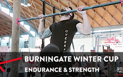 BURNINGATE WINTER CUP