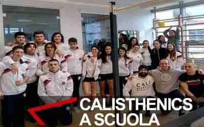 CALISTHENICS SCUOLA