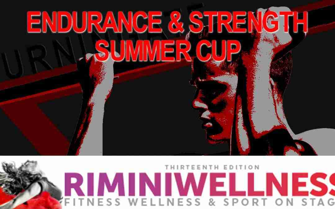 BURNINGATE SUMMER CUP – CALISTHENICS ENDURANCE & STRENGTH RIMINI WELLNESS