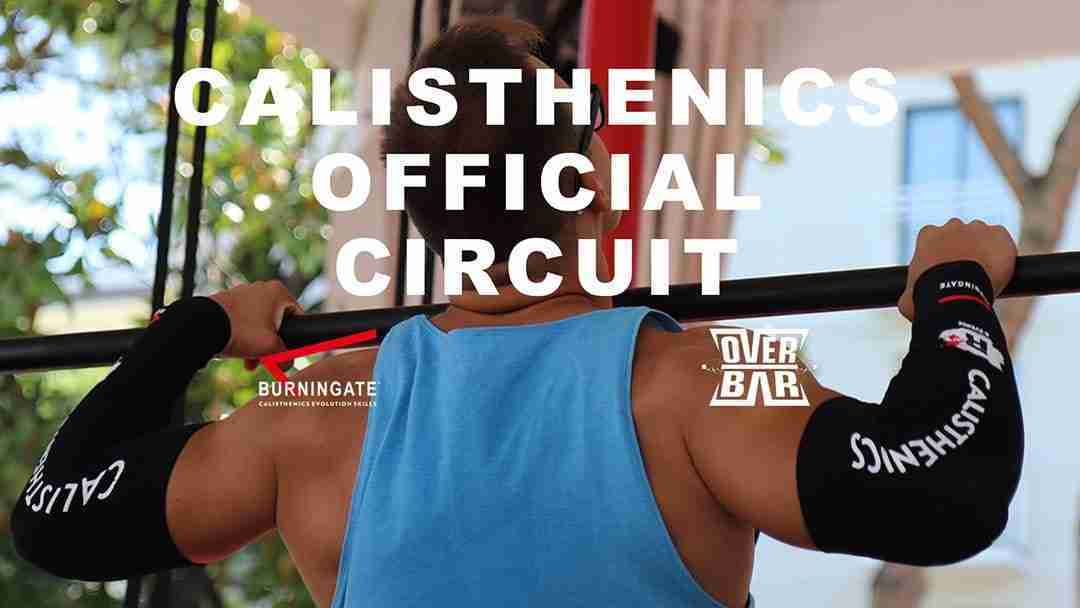 Calisthenics Official Circuit