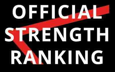CALISTHENICS OFFICIAL STRENGTH RANKING