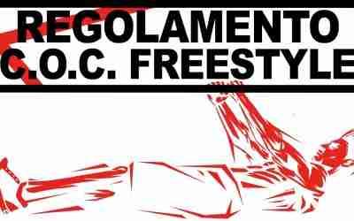 REGOLAMENTO C.O.C. FREESTYLE 2018 -2019