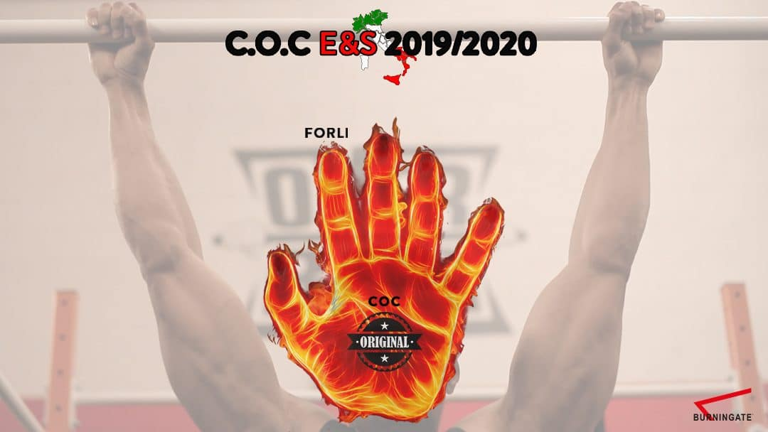 Calisthenics Official Circuit E&S FORLì 2019/2020