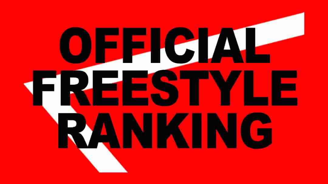 C.O.C Official Freestyle Ranking